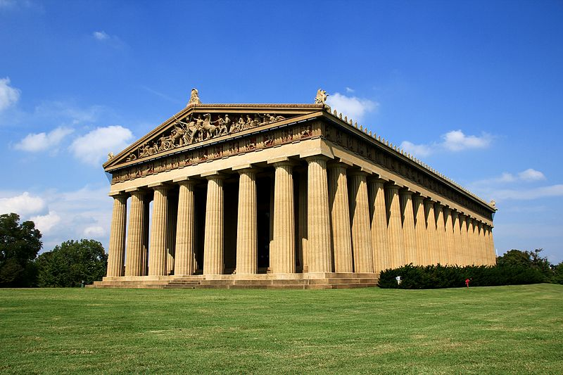 Places to Go-Nashville-Parthenon