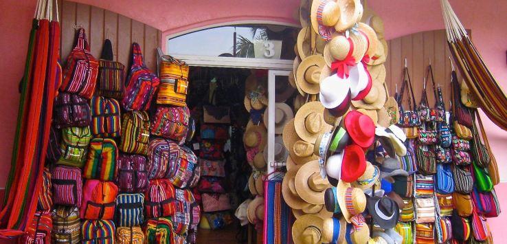 World Markets-Caribbean Straw Market
