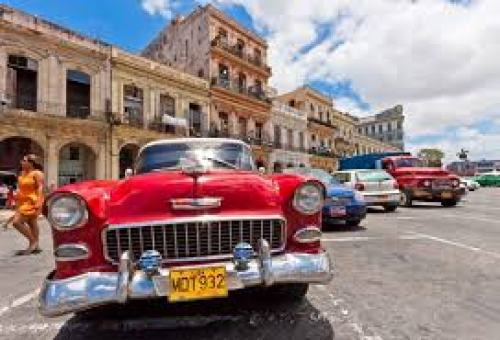 Places to go-Cuba