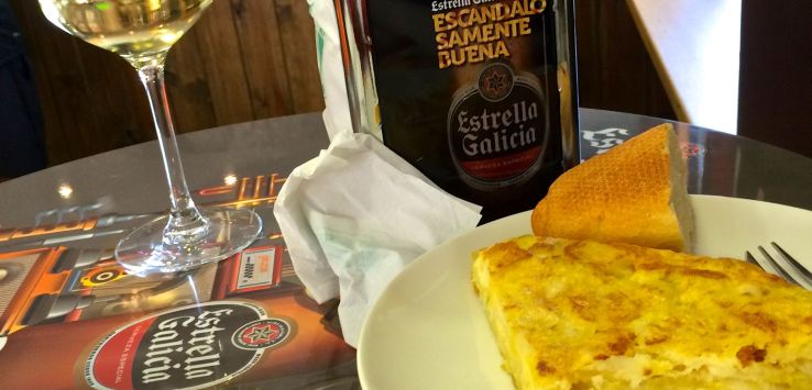 Tortilla: Good anytime!