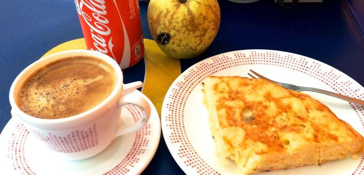 Tortilla: Spain's classic food