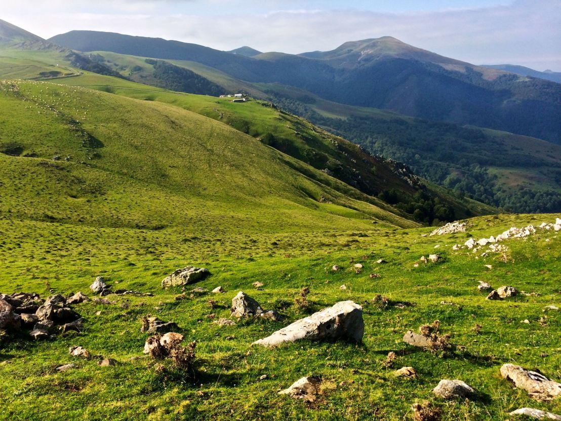 Camino-Day 1-Pyrenees