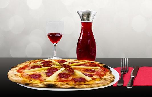 Napkin--Pizza