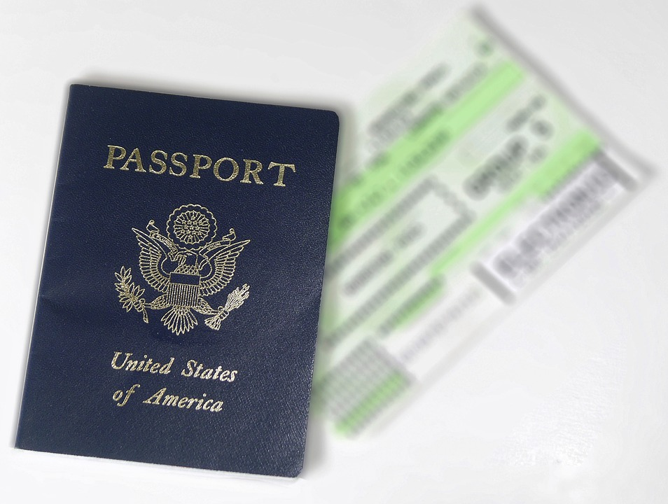 Solo Travel Safety: A valid passport, with blank pages, is essential to allow your trip to proceed. (Photo credit: Pixabay)