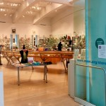 Milwaukee Art Museum: The gift shop alone is worth stopping by to visit. (Photo credit: Suzanne Ball. All rights reserved.)