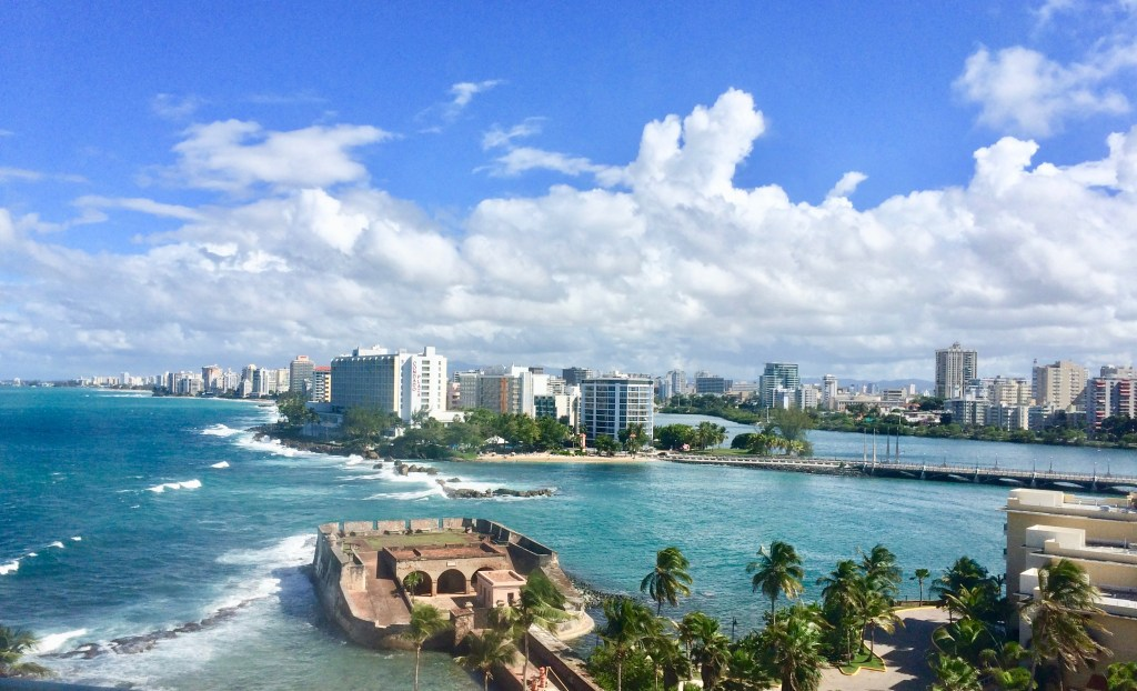 """Puerto Rico tops the """"Where to go in 2019"""" list. (Photo by Suzanne Ball)"""