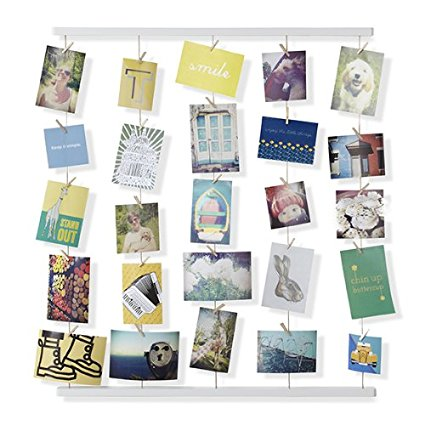 Budget gifts for travelers don't have to be dull--what a fun way to show photos and keepsakes!