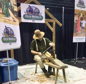 The Travel & Adventure Show features demonstrations, too.