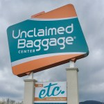 Unclaimed Baggage Center is easy to find in Scottsboro, AL.