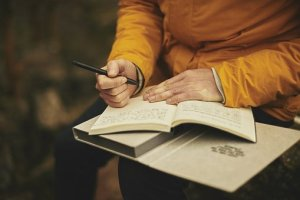 Your travel journal becomes more precious over time.