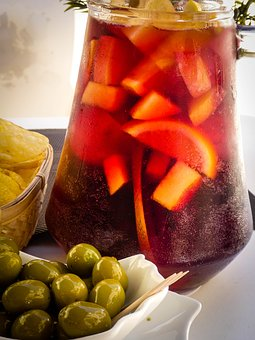 Sangria: The perfect summer drink!