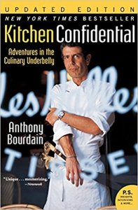 Anthony Bourdain was an outstanding writer. His book is funny and fascinating!