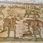 The Great Hunt mosaics