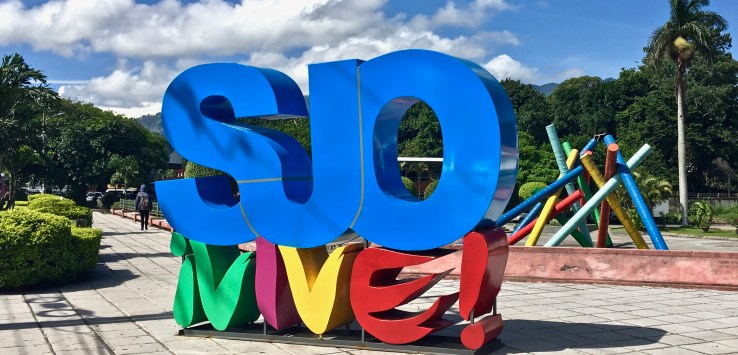 San Jose-Costa Rica is worth your time. Give it a few days before heading to the rainforests!