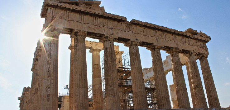 Rick Steves is wrong about Athens...it deserves more than a quick stop.
