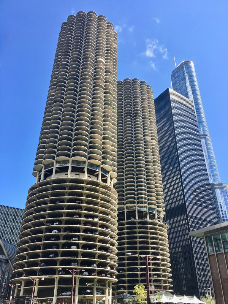 5 Chicago Buildings You Should Know: Marina City was meant to lure suburbans back to city life.