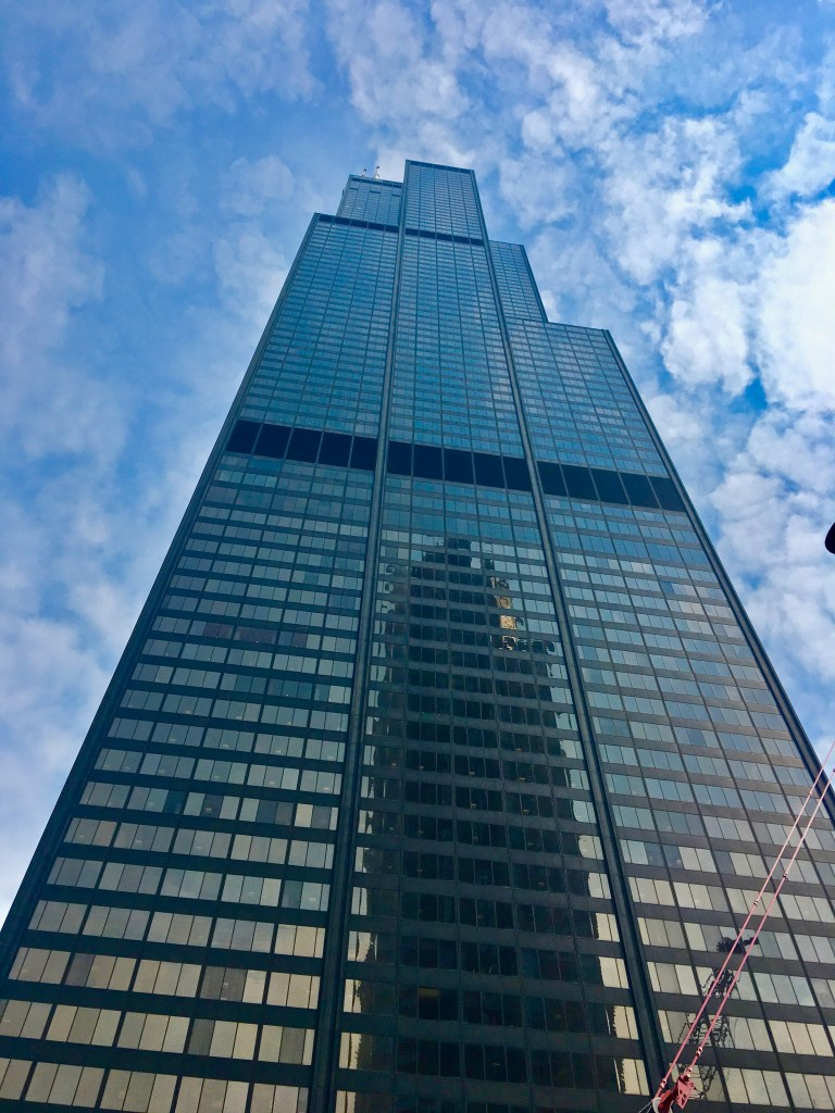 5 Chicago Buildings You Should Know: The Willis Tower was the tallest building in the world for almost 25 years!