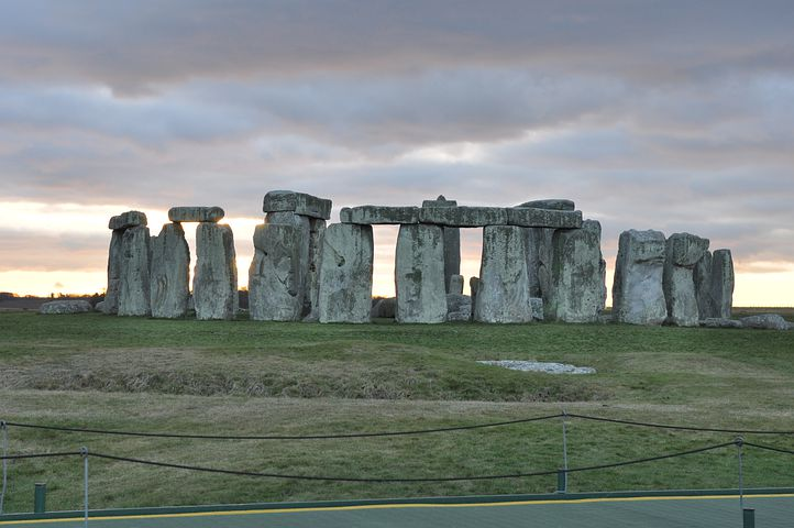 Stonehenge seems to have a connection to the winter solstice. Ancient Brits would have welcomed the