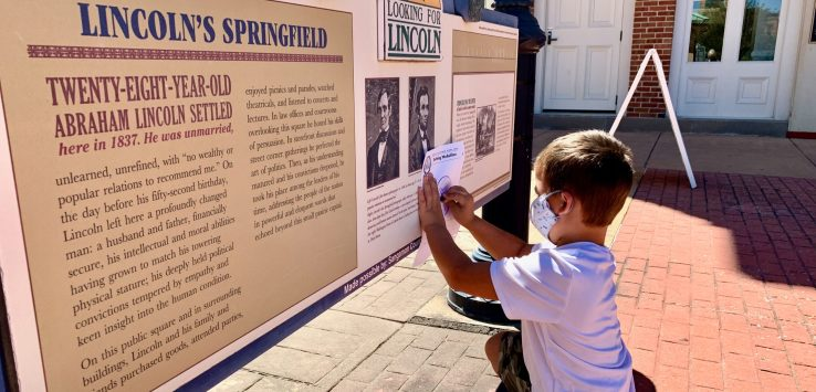 Springfield, Illinois, is a great place to take grandchildren.