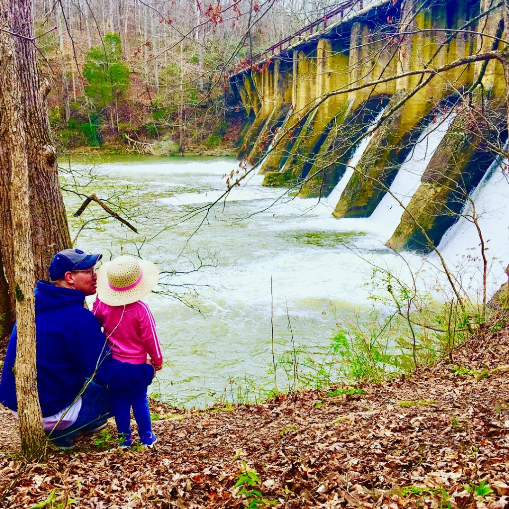Burgess Falls State Park, Tennessee--something for everyone!
