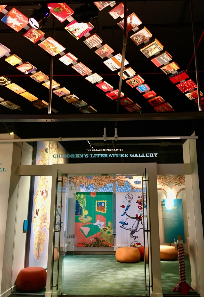 American Writers Museum celebrates all kinds of words-chicadren's Gallery