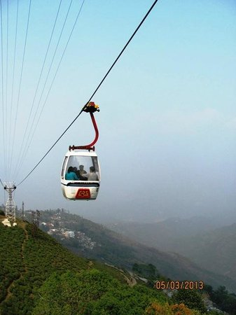 Image result for darjeeling ropeway photos