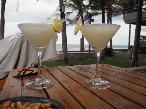 Rambutan cocktails