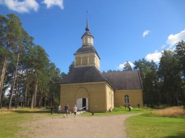 Church of Paltaniemi