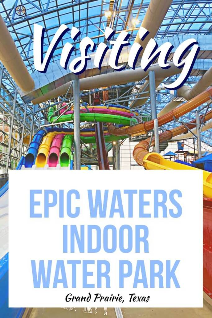 Why you should take your family to visit this epic Grand Prairie water park. This place packs a punch for year-round family fun! #grandprairie #familyvacations #wheretotakethekids #epicwaters #indoorwaterpark