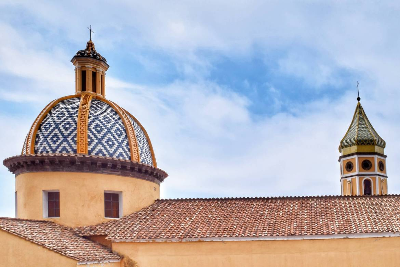 Church of St. Gennaro, Praiano