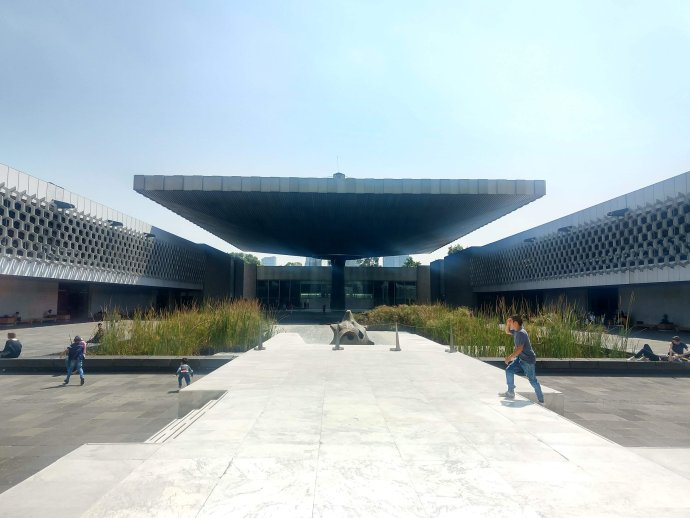 Anthropology Museum in Mexico City
