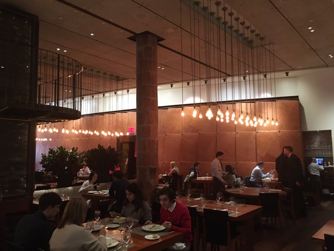 Craft Nyc Restaurant Review