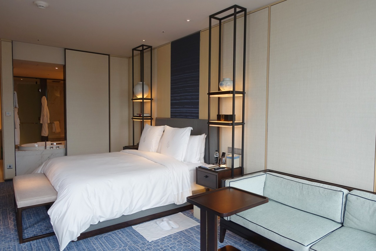Four Seasons Hotel Seoul Review