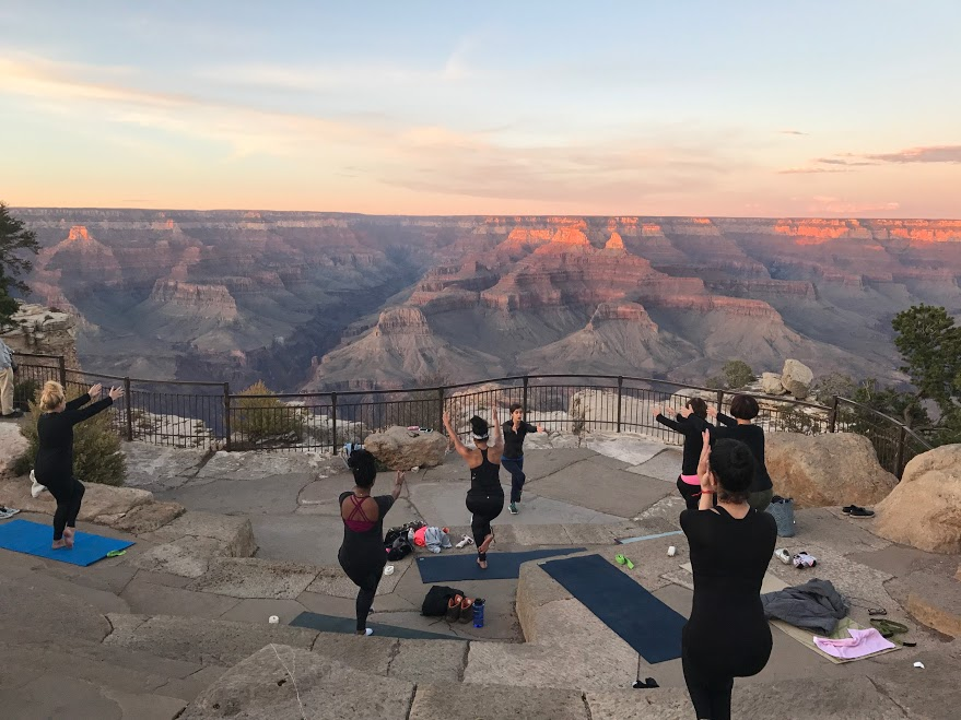 Travel Soul Yoga Grand Canyon