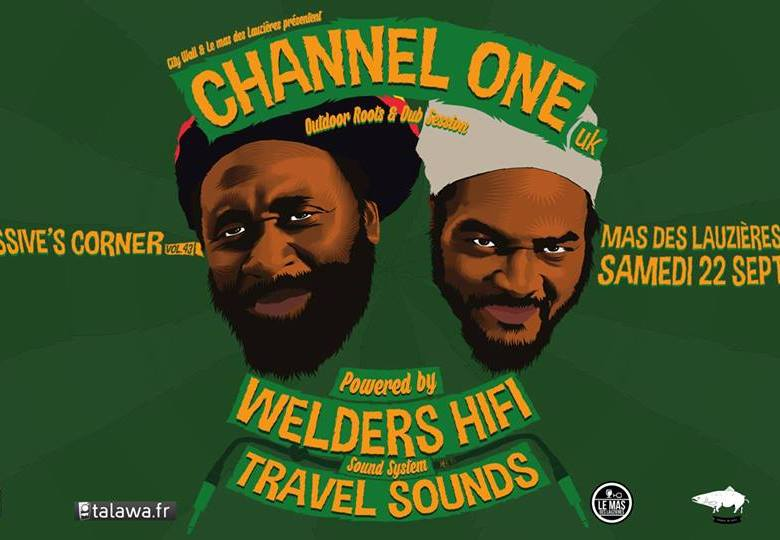 Massive's corner #43 – Channel One, Welders Hi Fi, Travel Sounds Hi-Fi