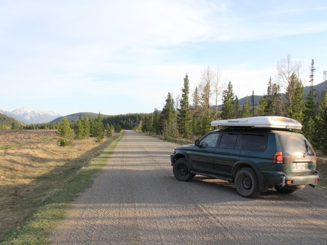 Grüße aus Banff