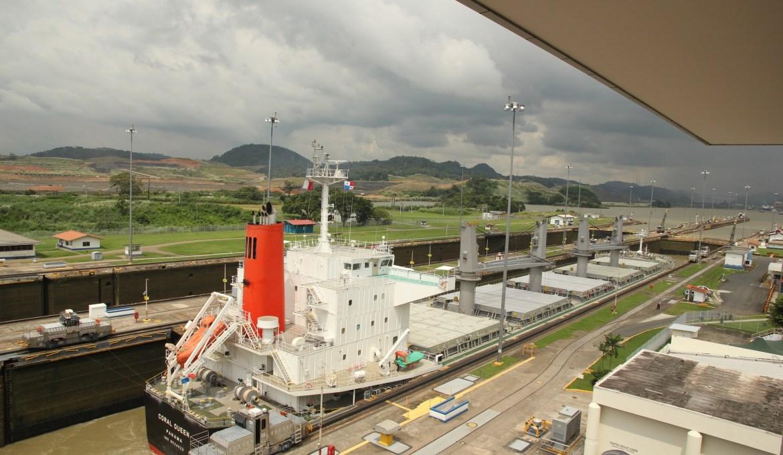 Panama, Verschiffung und San Blas