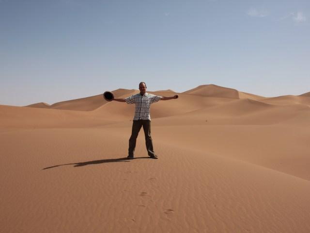 Marokko im Oktober 2012