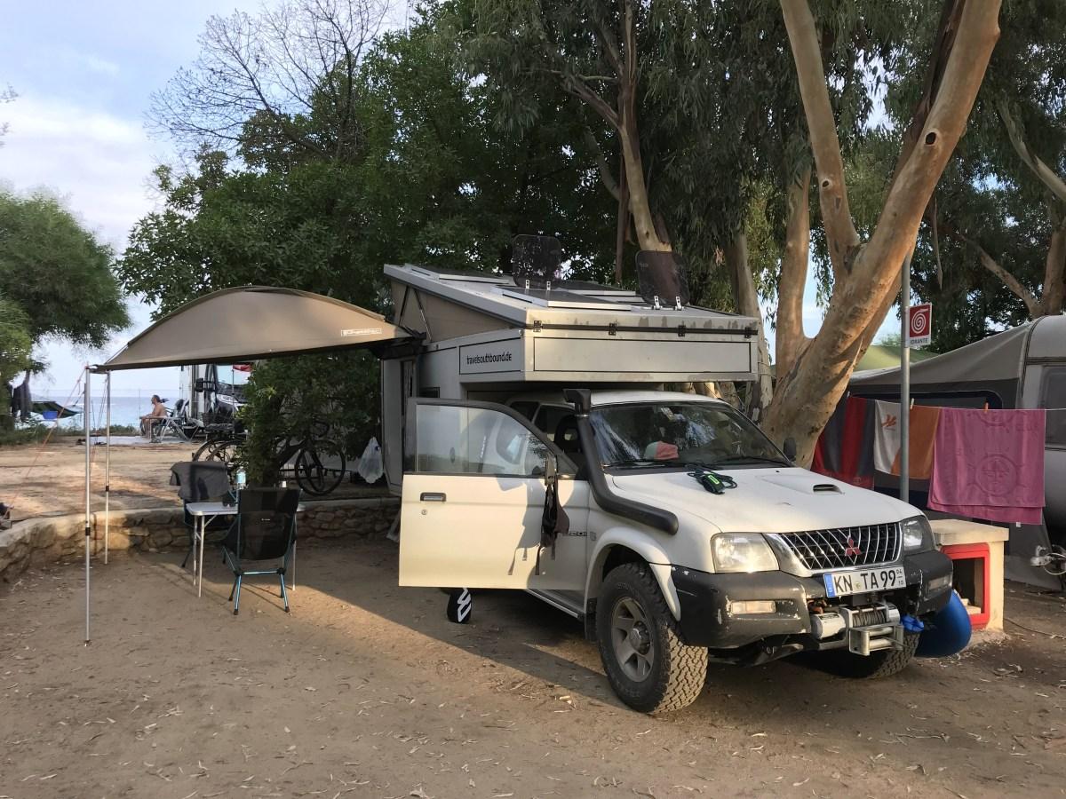 Mitsubishi L200 als Expeditionsmobil / 4x4 Camper