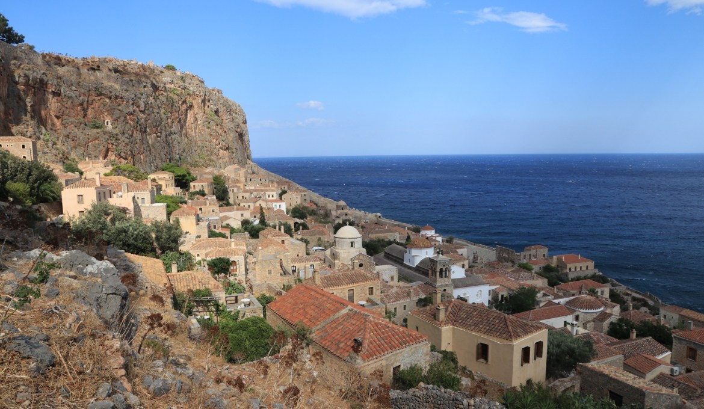 Roadtrip Griechenland Peloponnes