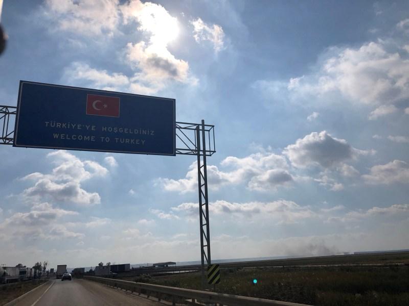 Willkommen in der Türkei