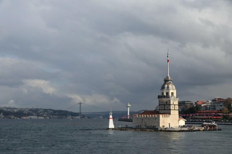 Türkei Istanbul Bootsfahrt