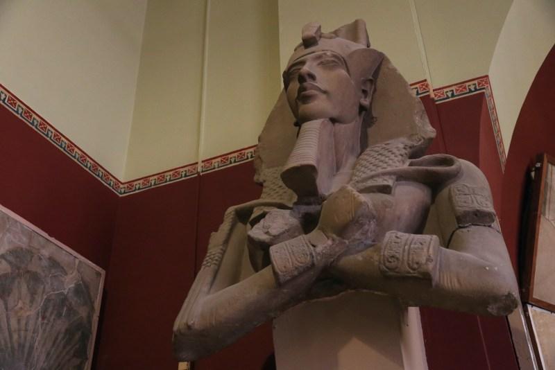 Ägypten Kairo Museum