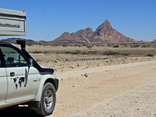 Namibia: Erongo-Gebirge, Namib-Naukluft und Sossusvlei