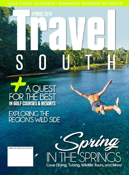 Travel South Magazine