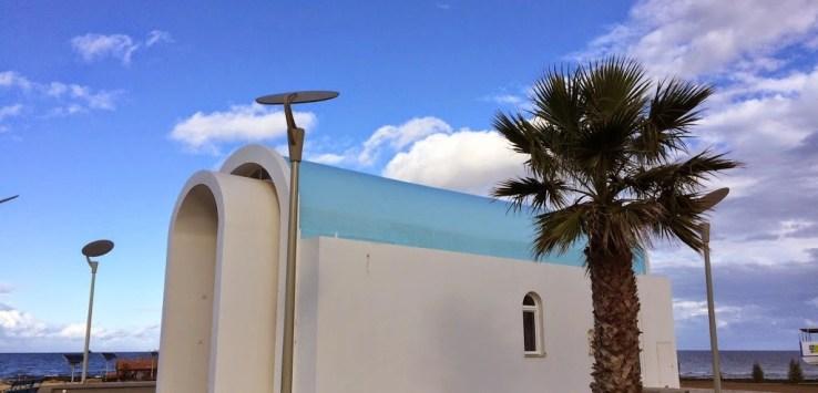 Agia Triada church, Cyprus