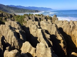 Pancake Rocks - Itinerary Planner