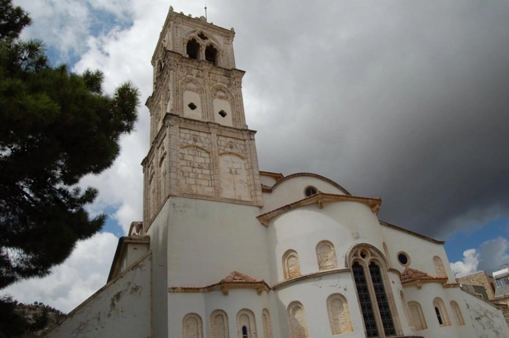Lefkara Church