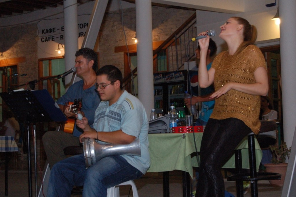 Greek music Kalavassos