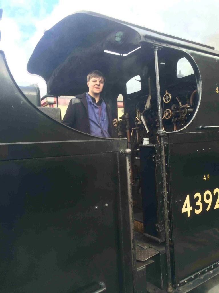 Keighley station Yorkshire, Travel Blog